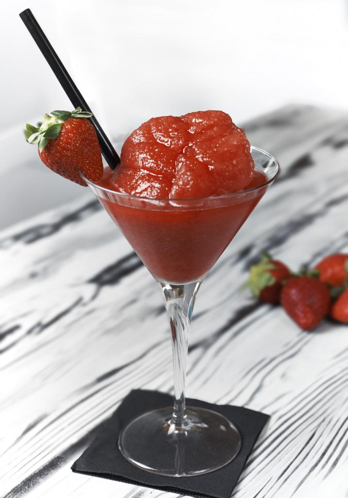 Strawberry daikiri