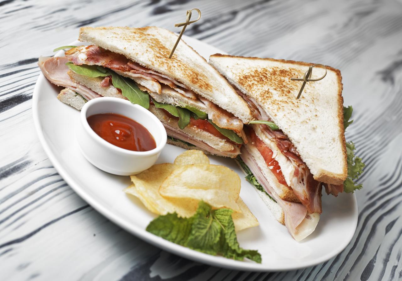 Club Delux Sandwich