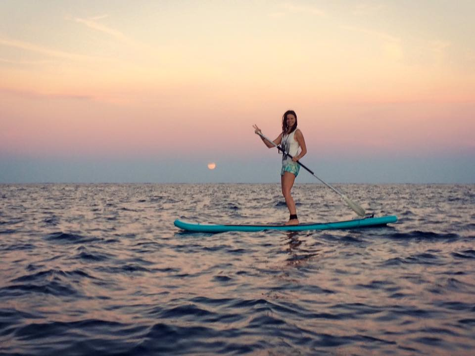 SUP Yoga / Paddle Surf Ibiza