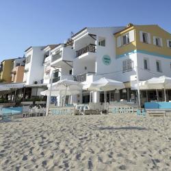 Beach front